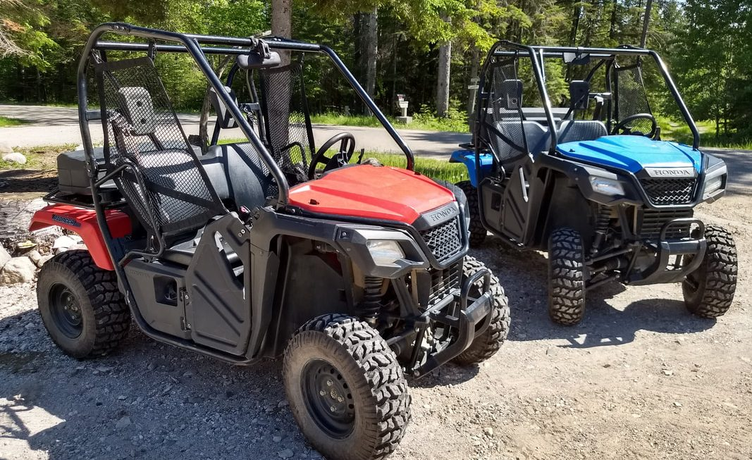 ATV; Your Adventure Buddy