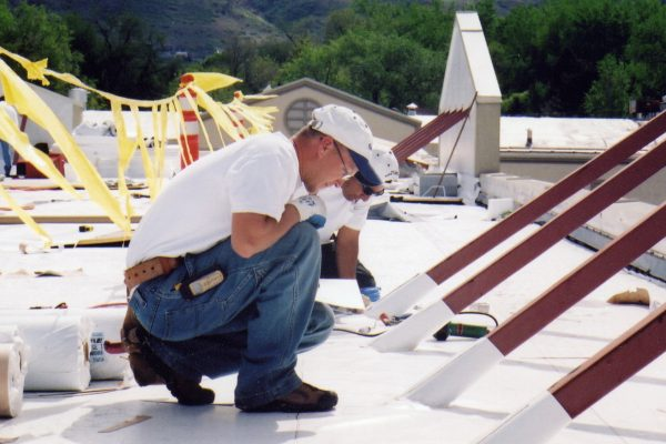 Commercial Roof Maintenance: Proactive vs. Reactive
