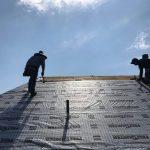 Reinstallation of roof