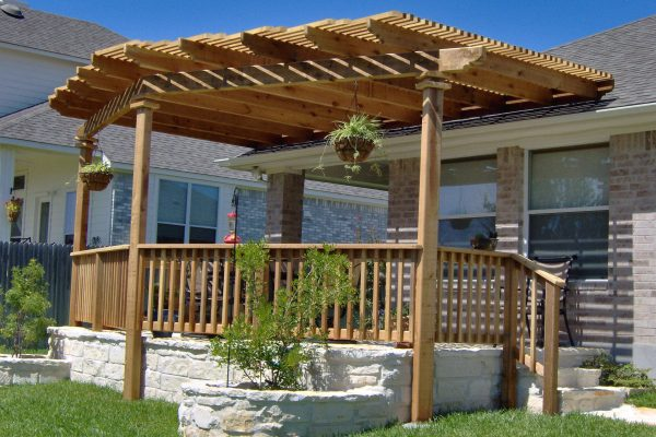 Interesting Pergola Ideas For Your Outdoor Space