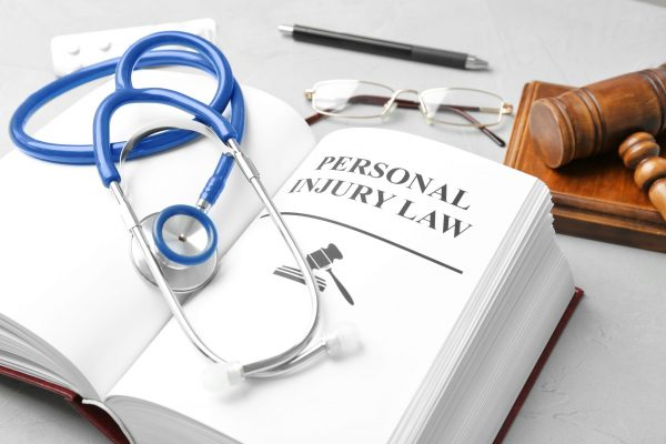 Steps in a Personal Injury Scenario