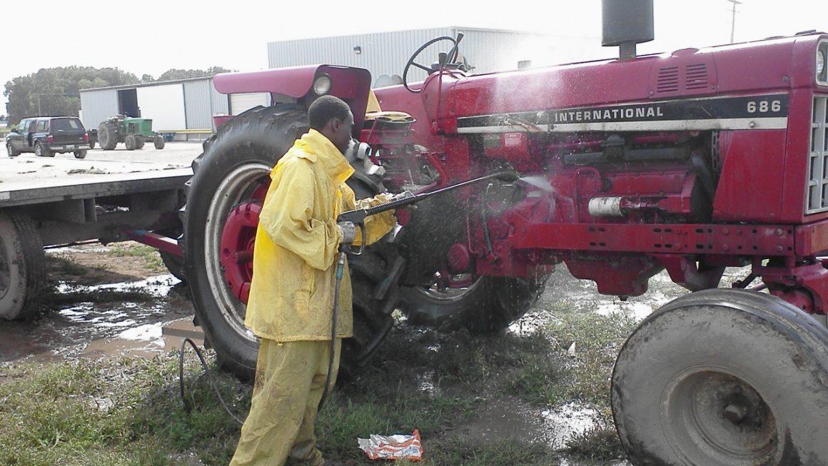 vehicle-power-washing