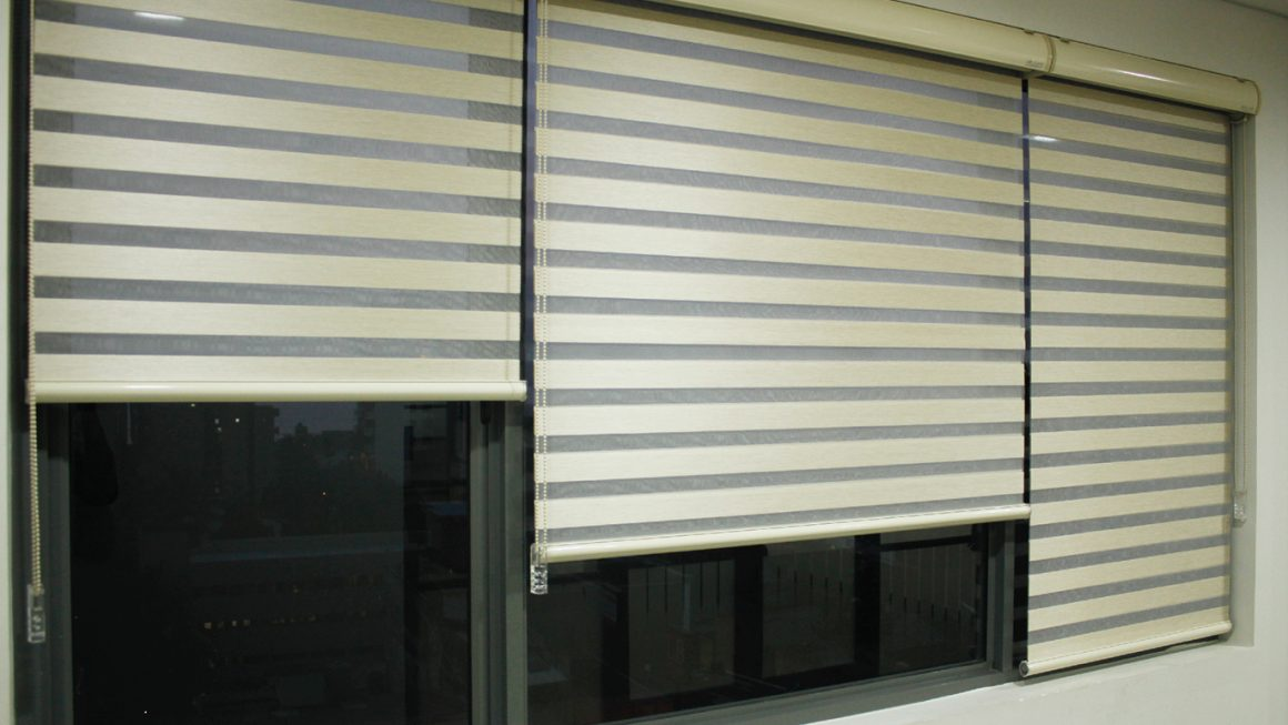 custom zebra blinds
