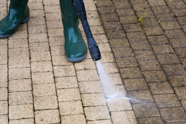 Why You Should Never Pressure Wash Yourself