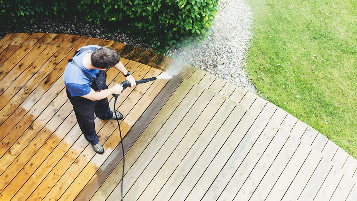 local pressure washing companies